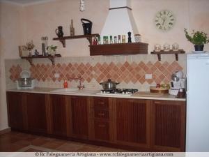 Cucina-in-Mogano