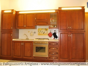 Cucina-in-Castagno